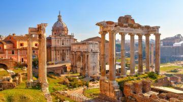 EUROPE - PARIS TO ROME