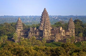 The Lost World, Vietnam Cambodia 11 Days Deluxe Package