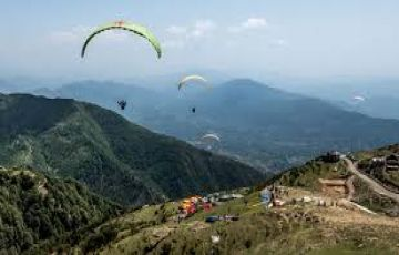 TPJ-76 Bir Billing Paragliding Tour