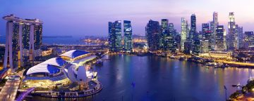 SINGAPORE PACKAGE 03 NIGHTS / 04 DAYS Winter Special