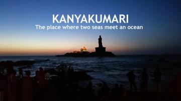Madurai to Rameshwaram, Kanyakumari Holiday