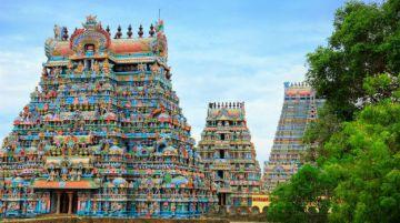 Kanyakumari Rameswaram Madurai Package