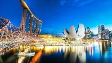 Singapore with Cruise and Bali