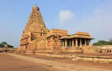 FAMOUS TEMPLE TOUR PACKAGE IN TAMILNADU FROM TRICHY