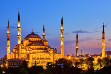 Turkish Delight 05 Days Deluxe Package