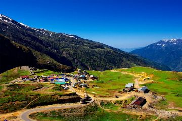 MANALI SPECIAL BY VOLVO 3 NIGHTS AND 4 DAYS