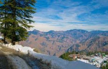 Magnetic Shimla- Honeymoon Special By Volvo