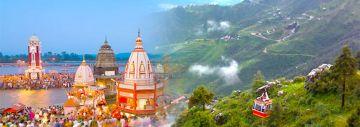 Haridwar rishikesh mussoorie dehradun