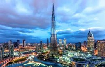 Budget Glimpse Dubai 4 Nights