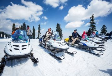 Gulmarg Ski Tour