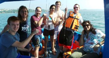 FISHING TRIP GOA TOUR PACKAGE 2 NIGHTS AND 3 DAYS