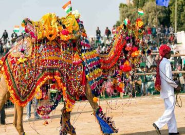 Rajasthan Trip 5N/6D