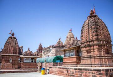 Jaipur And Agra  Tour 6N/7D