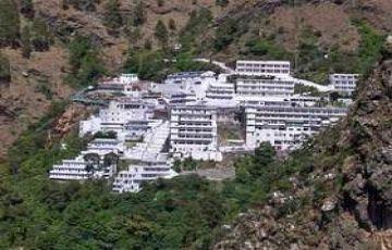 Vaishnodevi darshan