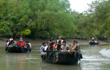 MYSTERIOUS SUNDERBANS TOUR 2 NIGHTS AND 3 DAYS