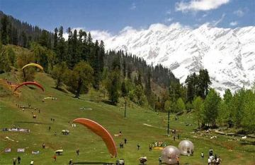 Charming Shimla Manali Holidays Tour 05 Nights / 06 Days