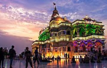 TPJ-89 Mathura Vrindavan Tour Package