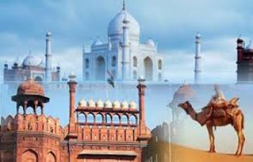 GOLDEN TRIANGLE TOUR PACKAGE 4 DAYS