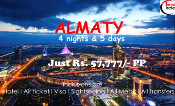 Amazing Almaty