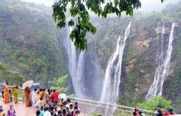 TPJ-100 Short Escape to Jog Falls from Bangalore