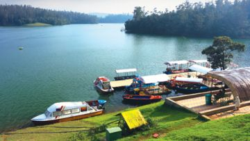OOTY & COORG TOUR PACKAGE 4 DAYS
