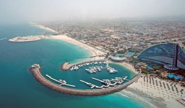 Mauritius And Dubai Holiday Package