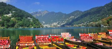 BEST OF KUMAON HILLS TOUR PACKAGE 4 NIGHTS AND 5 DAYS