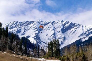 Vacation in Manali from Chandigarh with Trout Fishing