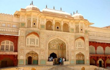 TIGERS WITH GOLDEN TRIANGLE TOUR PACKAGE 2 NIGHTS AND 3 DAYS
