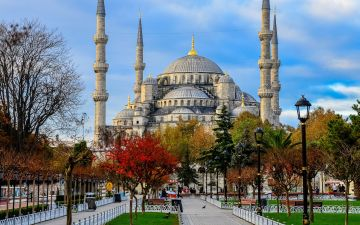 SUMMER VACATION IN TURKEY