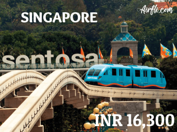 Beautiful Singapore 4 Days / 3 Nights Exclusive Tour Package