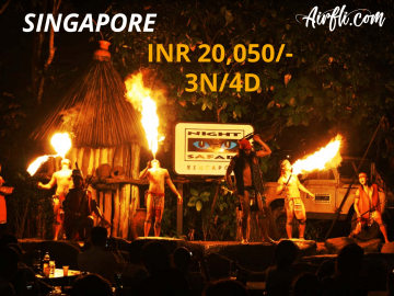 Exclusive Singapore 4 Days / 3 Nights Exclusive Tour Package