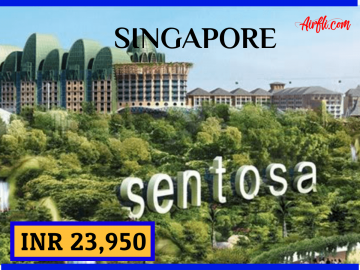 wow! Singapore 4 Days / 3 Nights Exclusive Tour Package