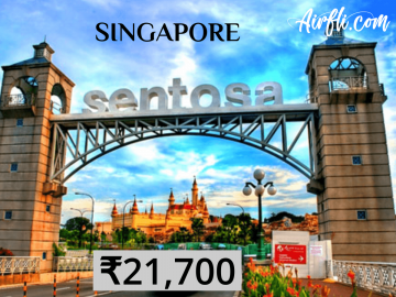 Magical Singapore 4 Days / 3 Nights Exclusive Tour Package