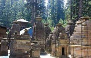 Binsar Jageshwar Ranikhet Tour