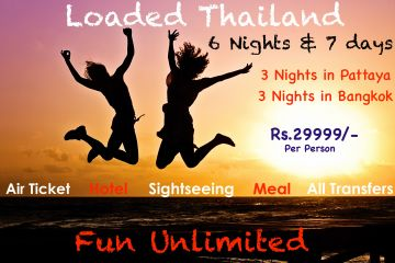 Thailand 6 nights And 7 days