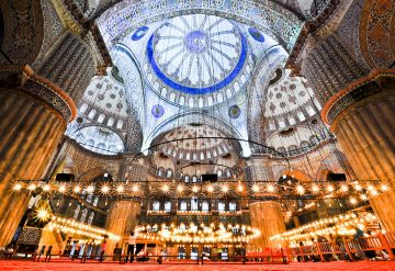 ISTANBUL CITY GLOOM