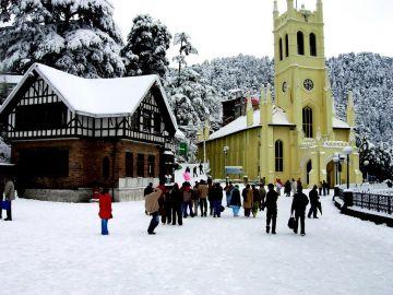 Shimla Weekend Tour Ex. Delhi