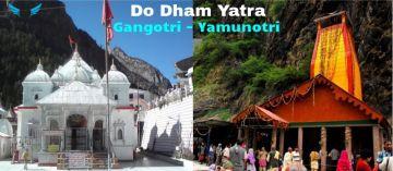 Do Dham Yatra Gangotri & Yamunotri  Ex. Delhi
