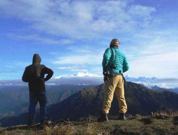 Darjeeling Sandakphu Short Trek in Singalila Ridge