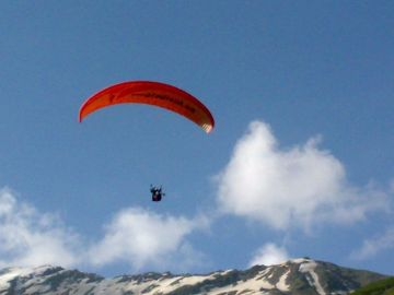 PARAGLIDING IN SOLANG VALLEY TOUR PACKAGE 1 NIGHTS AND 2 DAY