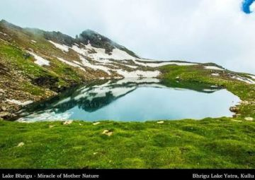 BHRIGU LAKE TREK TOUR PACKAGE 2 NIGHTS AND 3 DAYS