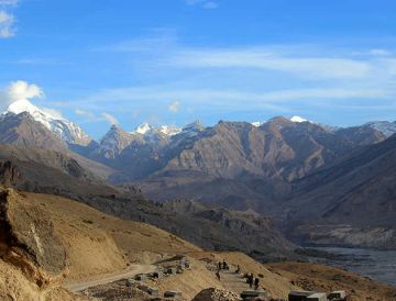 SPITI VALLEY TOUR PACKAGE 3 NIGHTS AND 4 DAYS