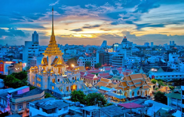 THAILAND PACKAGE OF KRABI BANGKOK