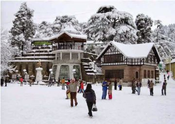five  Night six Days Shimla Manali
