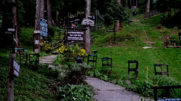 Enjoy winters in Mussoorie & Dhanaulti.