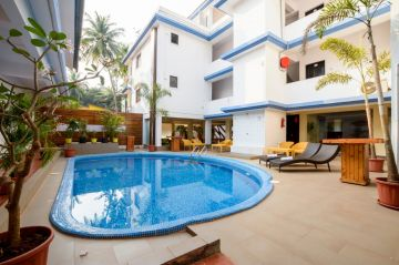 Goa Packages by Air from Mumbai