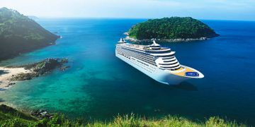 First Time Cruise From Singapore To Cochin India