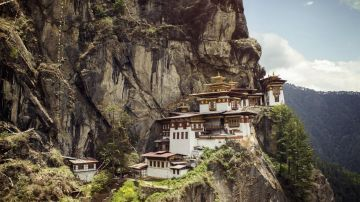 BHUTAN THE TIGERS NEST