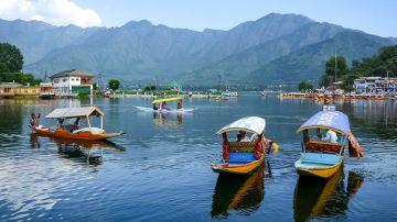 Kashmir With Srinagar And Sonmarg ,Gulmarg